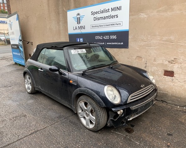 La Mini Uk Bmw Mini Parts Specialist Uk Mini Breakers Mini Spares